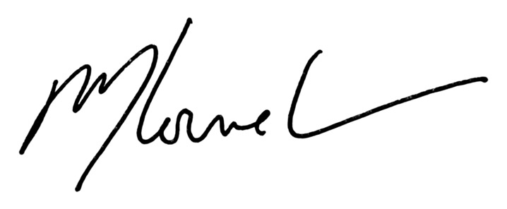 Murray Cornelius Full Name Signature