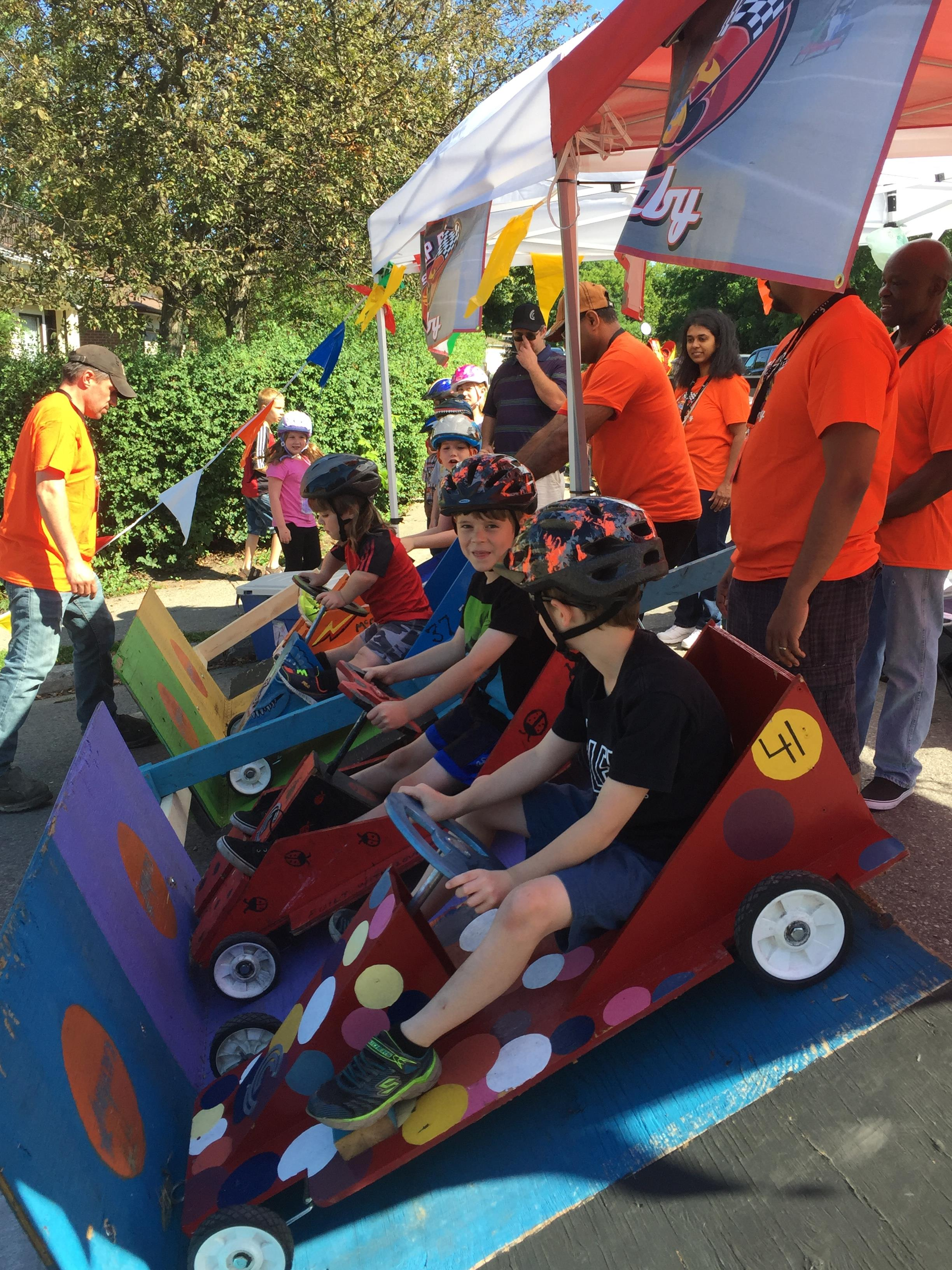 Calvary Soap Box Derby 3