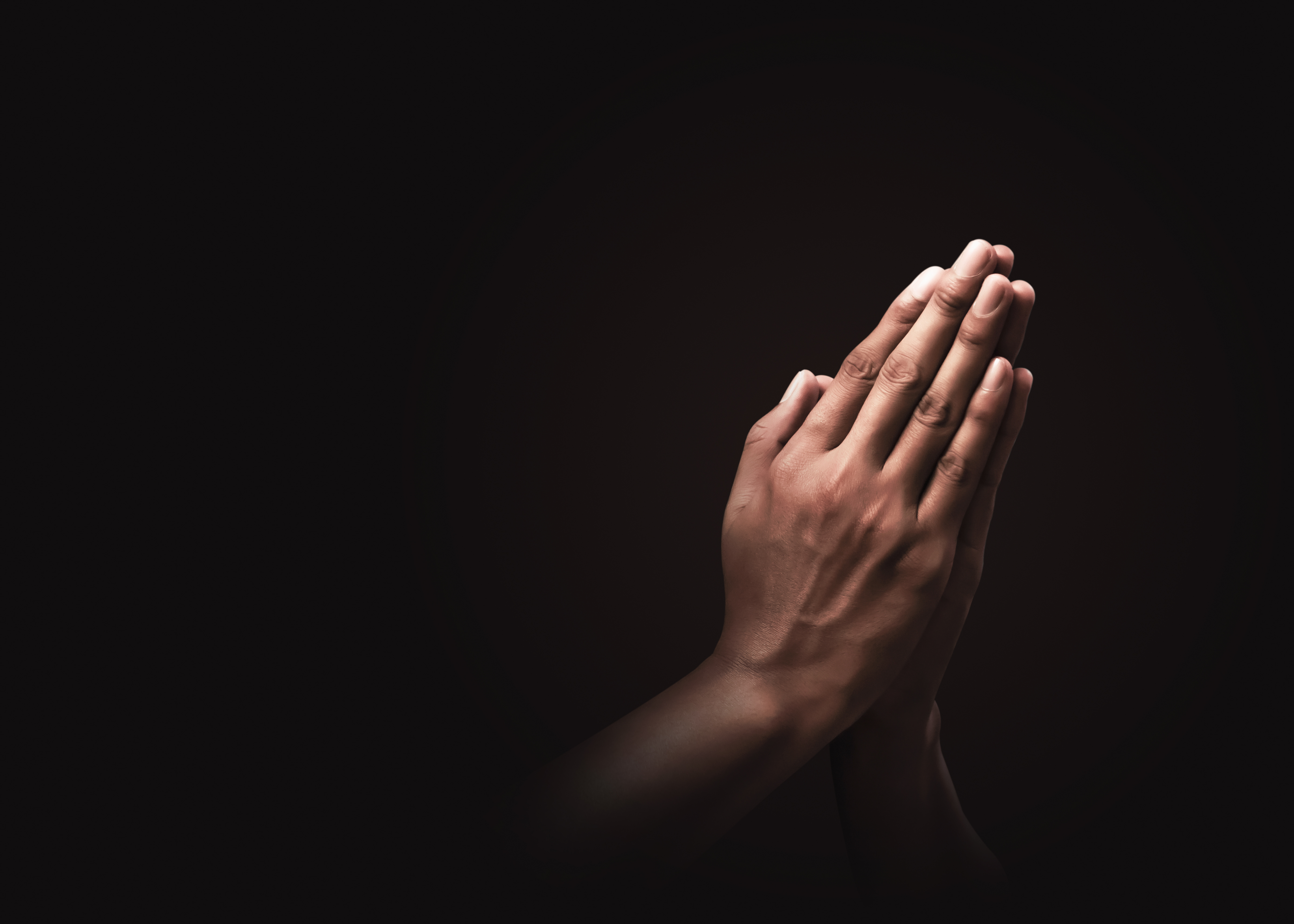 Praying Hands 4