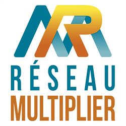 Multiply Network french logo