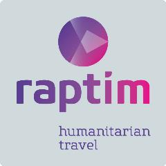 Raptim Humanitarian Travel Logo
