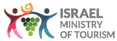 Revised Israel Ministry of Tourism Logo