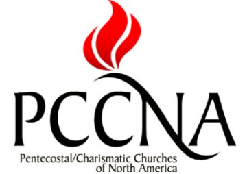 PCCNA Logo - Red and White